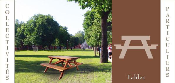 Art concept bois mobilier bois ext rieur jardin et urbain for Mobilier bois exterieur