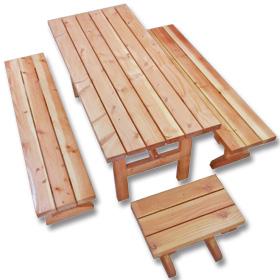Conseils pour acheter une table en bois pour son jardin for Achat table exterieur